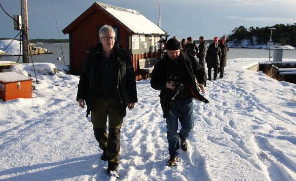 Göran och Niclas